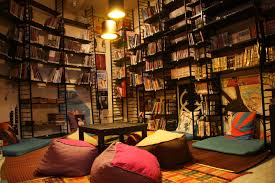 Book Cafe Design Concept Mumbai The Better India