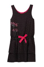 Catimini Polka Dot Dress Little Girls Big Girls Nordstrom Rack