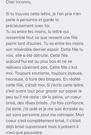 Partie 1 Citations Tristesse Citation Phrase Citation Et Citation