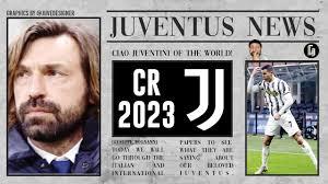 JUVENTUS NEWS    CRISTIANO 2023  