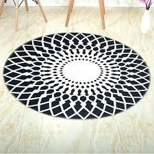 black bathroom rugs circle bathroom rugs black round bath rug mandala geometric pattern round bath rug
