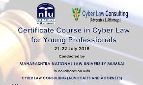 Cyber Law Mnlu Mumbai Certificate Course In Cyber Law For Young