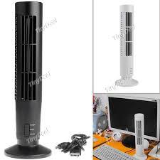 usb tower shaped fan mini table fan air cooling fan desk fan hli 92158