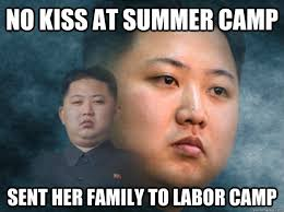 no kiss at summer camp sent her family to labor camp - Vengeance ... via Relatably.com