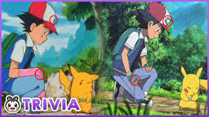 EVERY Difference Between Pokemon The Movie: I Choose You & The Main Series  | Pokemon Anime Trivia - YouTube