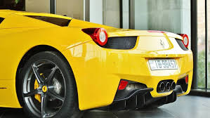 The 458 replaced the f430. Ferrari 458 Italia Image By Mohammad Abu Ghoush