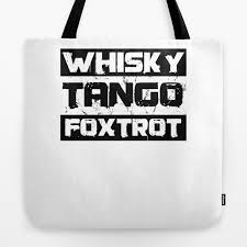 The phonetic alphabet is a list of words used to identify letters in a message transmitted by radio, telephone, and encrypted messages. Wtf Whisky Tango Foxtrot Military Nato Phonetic Alphabet Tote Bag By Tomgiant Society6