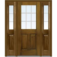 Milliken Millwork 68.5 in. x 81.75 in. Classic Clear Glass GBG 1/2 ...