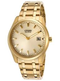 citizen watches for men browse 153 items stylight mens gold tone stainless steel champagne dial citizen watch