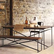 Wrought iron and wood furniture Cheap Dining Tables The Diningroom Wrought Iron Tables Iron Accents