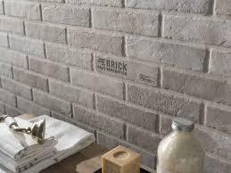 Brick effect porcelain stoneware of the Brick Generation Tribeca ...