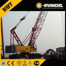 Sany 150 Ton New Crawler Crane Scc1500d Excellent Work