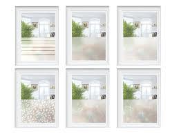 Homein Milchglasfolie Sichtschutzfolie Fensterfolie Ideen