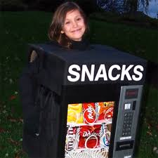 Vending Machine Costume Gorgeous DIY Halloween Costumes For Food Lovers JK Moving
