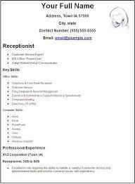 Make A Resume For Free Resume Builder