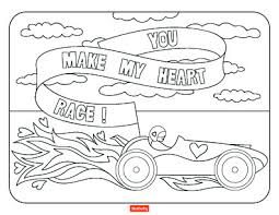 These free valentine's day coloring pages will give you a way to keep the kids busy and happy while the weather is still cold and snowy outside. 15 Valentine S Day Coloring Pages For Kids Shutterfly