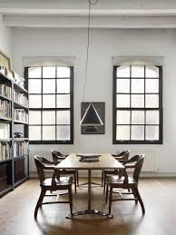 Decorating Ideas For Loft Apartments Art And Library Room In A - Small new york apartments decorating