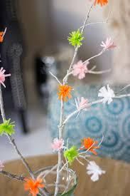 Paper Flower Branches Paper Flower Branches Barca Fontanacountryinn Com