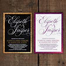 Fabulous Wedding Invitation And Save The Date By Feel Good Wedding