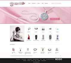 modern personable jewelry web design for a pany in germany design 1938465