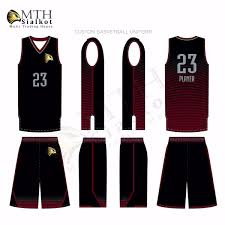 Design Basketball Custom Basketball Uniforms Designs