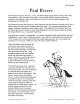 paul revere biography essay biographies for kids inventors  paul revere biography essay