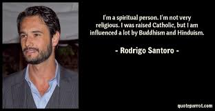 Catholic Quotes 79 Inspiration I'm A Spiritual Person I'm Not Very Religious I Was R By