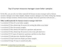 dear human resources cover letter human resources manager cover letter