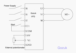 variable frequency drive in fans system gozuk variable frequency drive wiring diagram