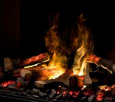 Ambient Tunnel FireplaceWater Vapor Fireplace