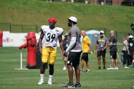 Pittsburgh Steelers Running Back Depth Chart Film Room Malik Williams Flashes In First Preseason Chance
