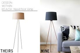 design within reach lighting. Interesting Lighting Brass Floor Lamp In Lighting 3 Cream Torch  To Design Within Reach