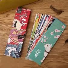 30pcs/lot Cute Kawaii Paper Bookmark Vintage Japanese ... - Vova
