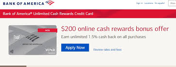 The bank of america® cash rewards credit card for students is a solid means for students to build their financial borrowing reputation while covering everyday purchases. Update Available New New Bank Of America Unlimited Cash Rewards Card Get Up To 2 625 Cash Back With No Annual Fee