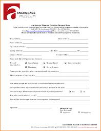 Donation Form Template 41035433 Png Letter Vawebs