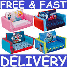 sofa beds for kids. Interesting Kids Image Is Loading CHARACTERINFLATABLEFLIPOUTSOFABEDKIDSBEDROOM Throughout Sofa Beds For Kids Z