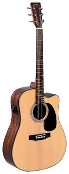 Купить <b>Электроакустическая гитара Sigma Guitars</b> DMC-1STE по ...