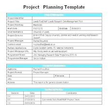 Project Planning Template Free Free Project Schedule Template Download Timeline Word