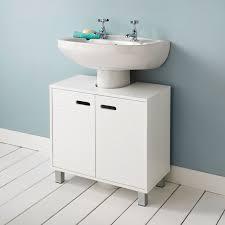 polar undersink cabinet bathroom sink