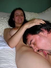 Porn photos licking wife