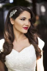 hair down looks for your wedding