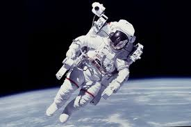 space home. A NASA Astronaut Testing Out Propulsion Unit During An Untethered Spacewalk Image: Space Home B