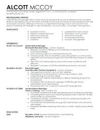 Marketing Director Resume Cover Letter Casting Director Cover Letter