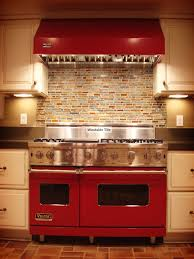 Red Kitchen Tile Backsplash Seneca Tile Heritage Collection Stone And Pewter Falling Water
