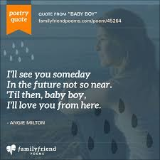 Baby Death Quotes Awesome Poem Saying Goodbye To Unborn Son Baby Boy