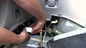 installation of a trailer wiring harness on a 2006 toyota installation of a trailer wiring harness on a 2006 toyota highlander etrailer com