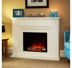 suncrest bedale 46 electric fireplace suite
