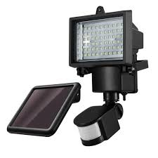 Walmart Solar Powered Security Lights 10w Motion Sensor Solar Integrated Led Security Light 180 Degree Motion Activated Black Finish