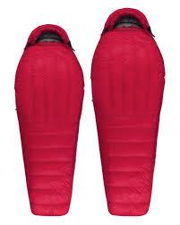 Alpine Designs Sleeping Bag Washing Instructions Sea To Summit Alpine Apii Ultra Dry Down Sleeping Bag Red