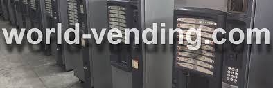 Second Hand Vending Machine New Necta Kikko ES Welcome World Of Vending